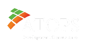 Logo Atops Development JR