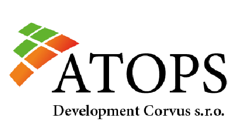 Logo ATOPS Development Corvus s.r.o.